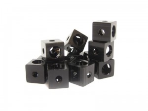 Corner Cube Black Makerbeam ( 12pcs)