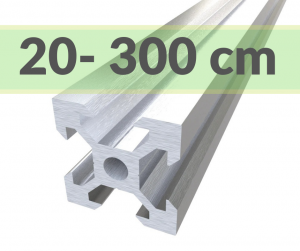 Aluminium Profile 2020( cut-to-size)