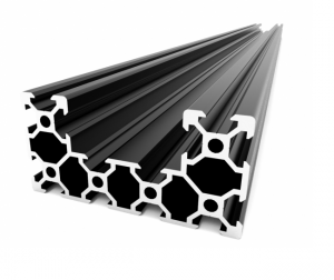 C-BEAM Profile - Anodized silver 1000mm (1) (1)