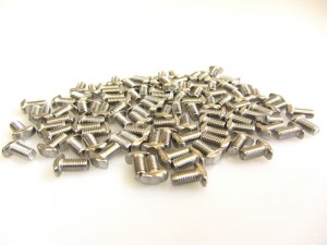 100x Wing Type Bolts 6mm MakerBeam