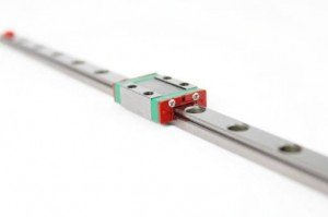 Linear Slide Rail and Carriage 300mm MakerBeam